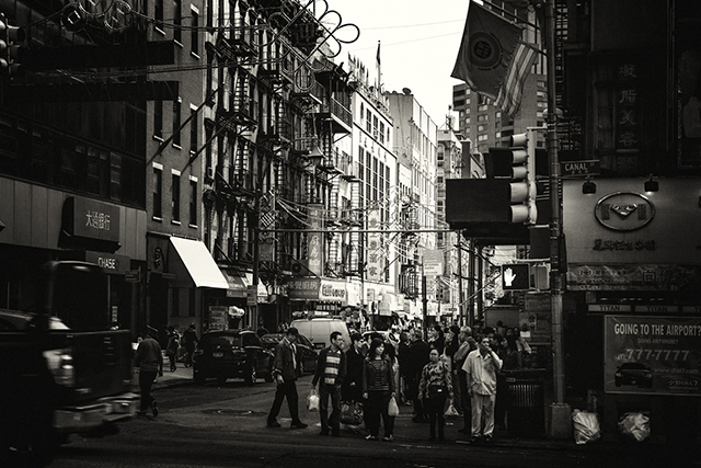 Уличные и архитектурные фотографии Алекса Тьюшера - №12