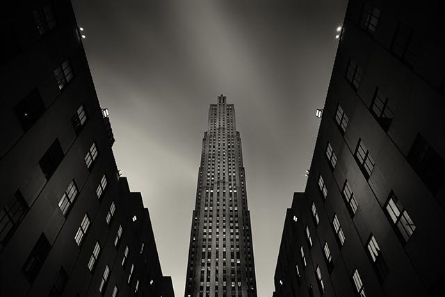 Уличные и архитектурные фотографии Алекса Тьюшера - №14