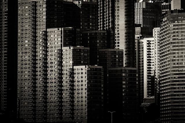 Уличные и архитектурные фотографии Алекса Тьюшера - №18