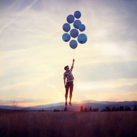 Концептуальный сюрреализм в фотографиях Джоэла Робинсона - №3