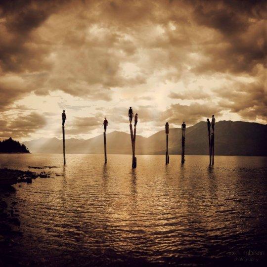 Концептуальный сюрреализм в фотографиях Джоэла Робинсона - №15