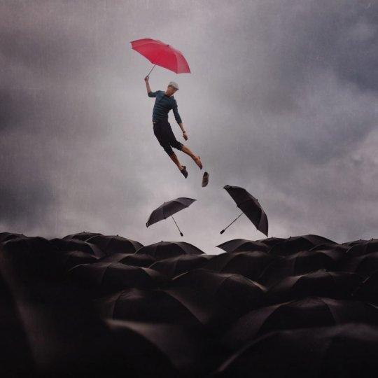 Концептуальный сюрреализм в фотографиях Джоэла Робинсона - №19