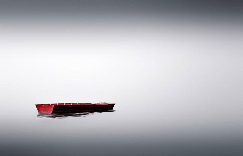 Симметрия и минимализм в фотографиях Адриенн Баласко - №9
