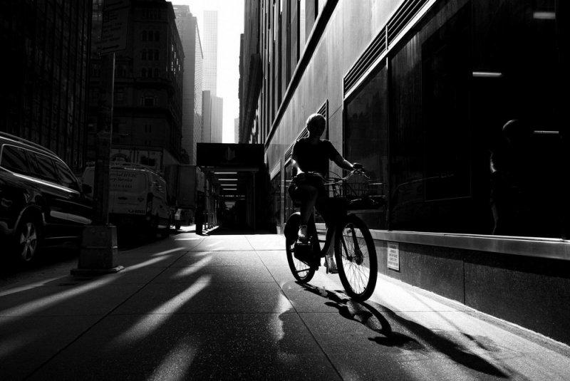 Уличный фотограф и журналист Алан Шаллер - №8