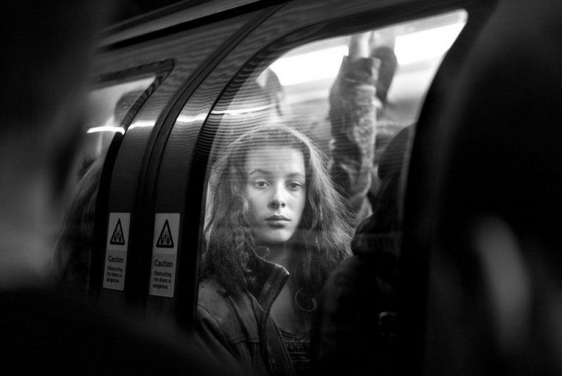 Уличный фотограф и журналист Алан Шаллер - №12