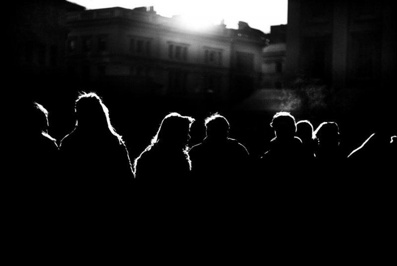 Уличный фотограф и журналист Алан Шаллер - №14