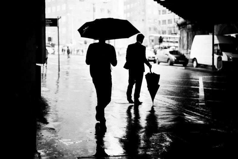 Уличный фотограф и журналист Алан Шаллер - №16