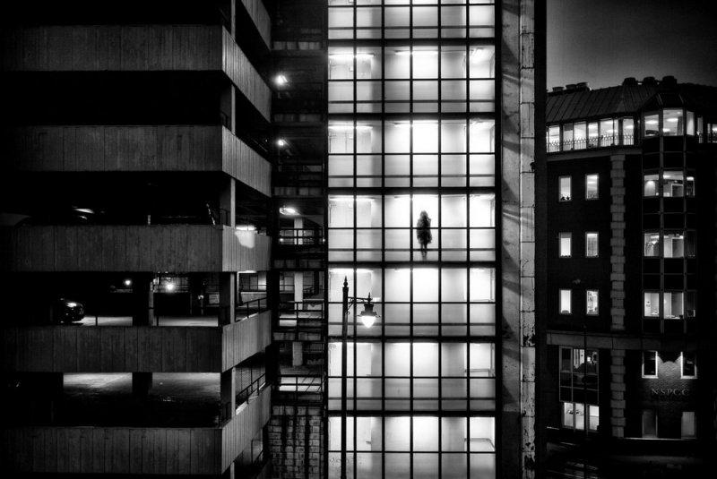 Уличный фотограф и журналист Алан Шаллер - №24