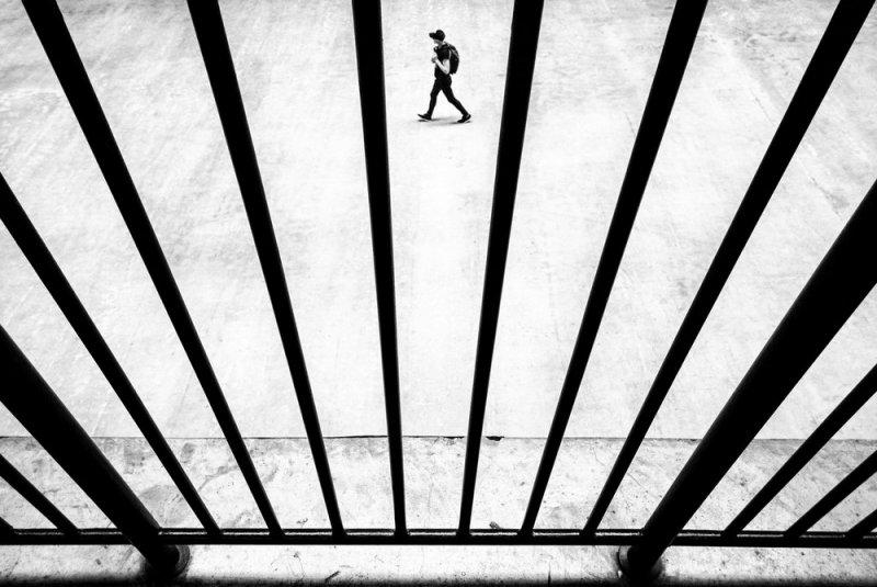 Уличный фотограф и журналист Алан Шаллер - №34