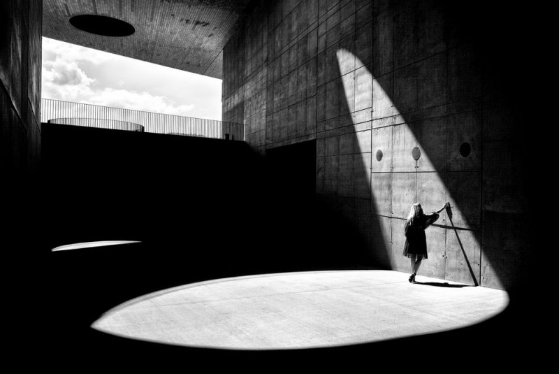Уличный фотограф и журналист Алан Шаллер - №36