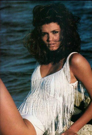 Модель Джиа Каранджи в фотографиях 1970-80-х годов - №27