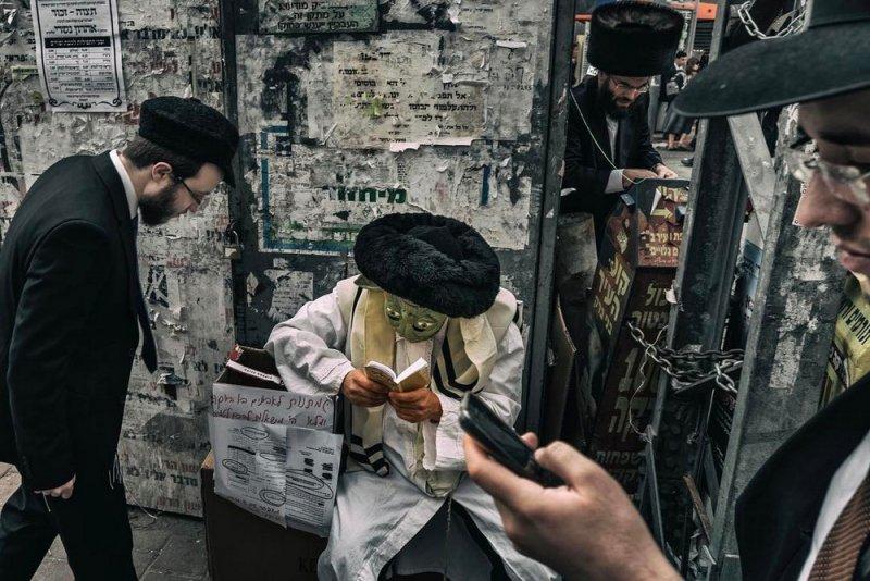 Уличный фотограф Ронен Берка - №32