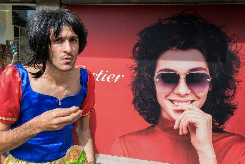 Уличный фотограф Ронен Берка - №2