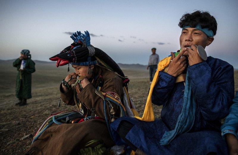 Фоторепортаж: шаманские ритуалы Монголии - №16