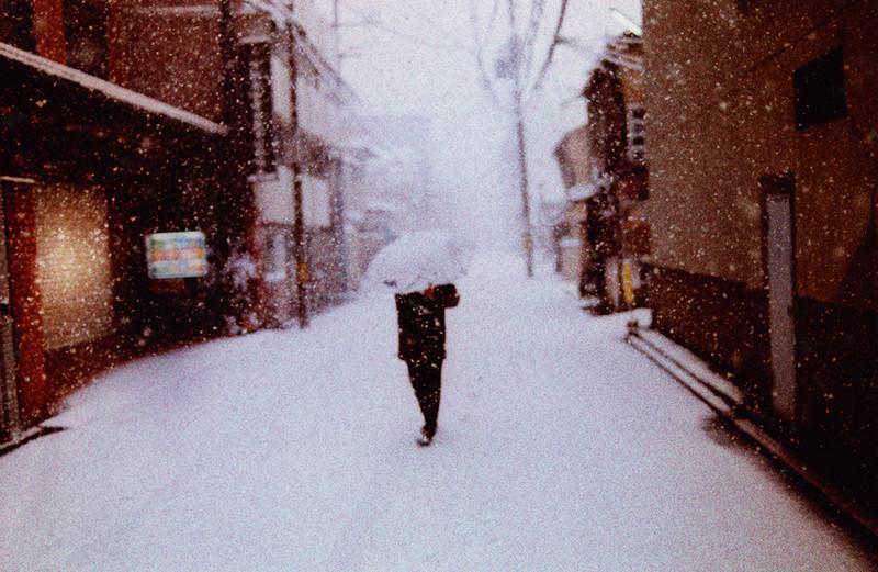 Таинственные фотографии Японии - №4
