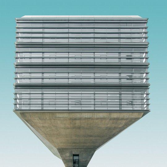 Архитектурные фотографии Криса Провоста - №10