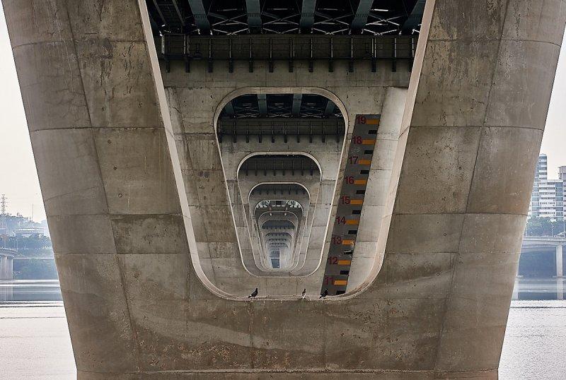 Мануэль Альварес Диестро «Сеульские мосты» - №20