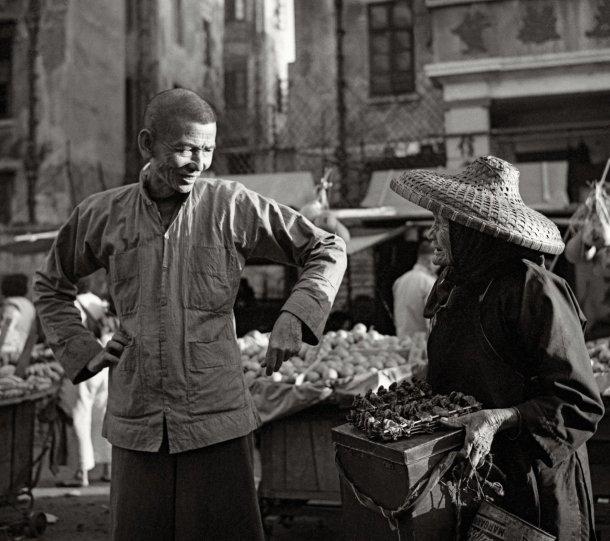 Знаменитый китайский фотограф Фан Хо - №22