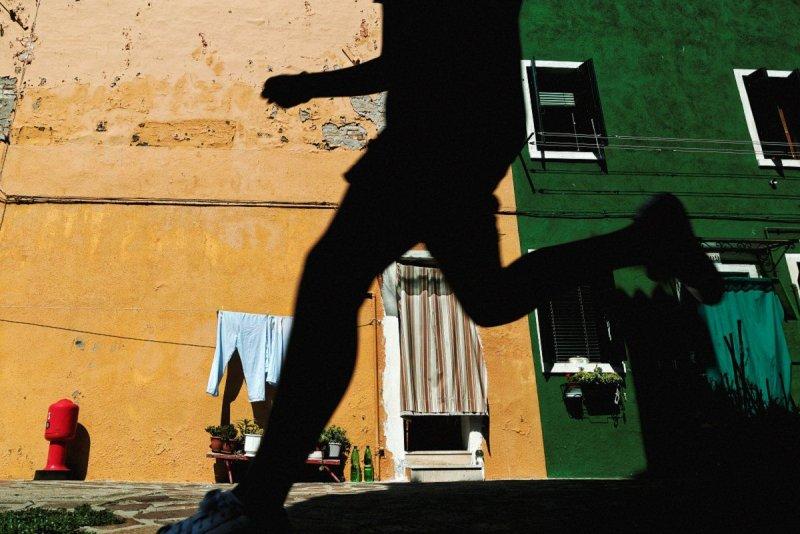 Яркие тени острова Бурано - №4
