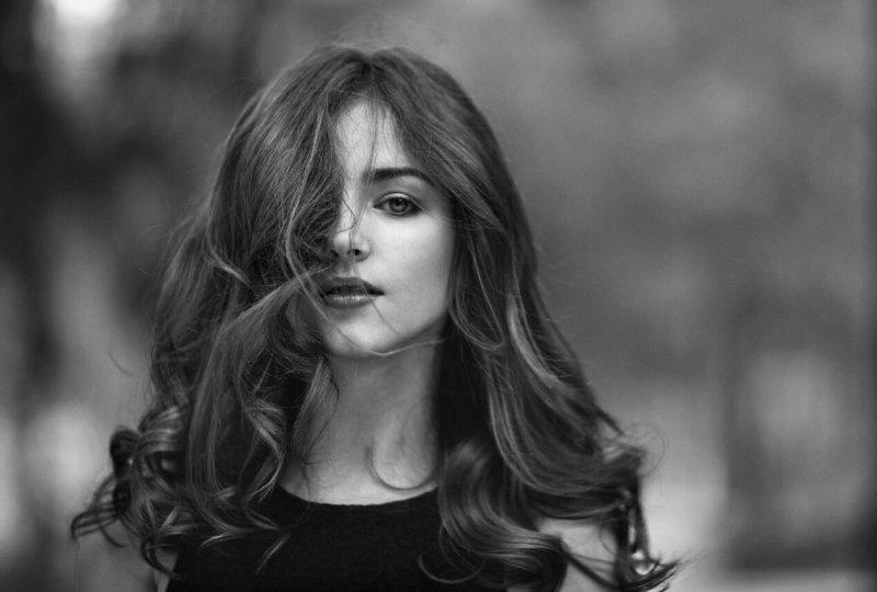Женская красота в работах Захара Райза - №2