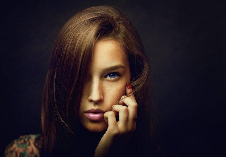 Женская красота в работах Захара Райза - №9