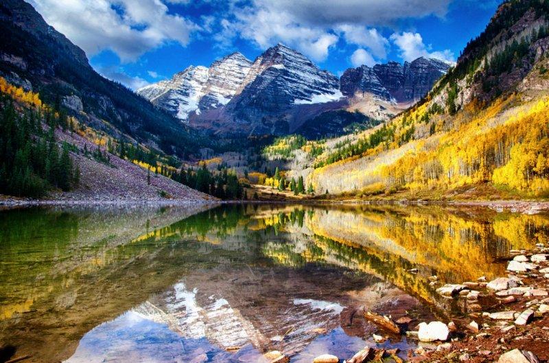 Автор: Teryn Wilkes. Аспен, штат Колорадо, США