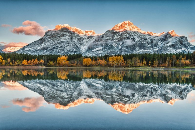 Автор: Scott Bennie. Канада, Кананаскис