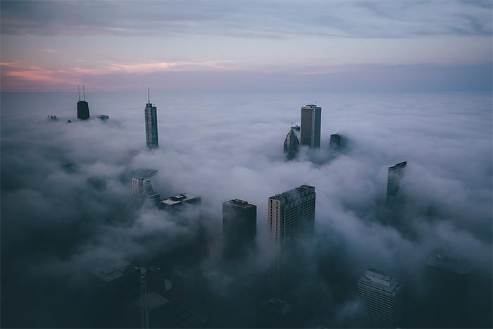 Туманные мегаполисы - №3