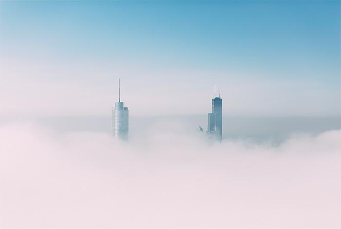 Туманные мегаполисы - №7