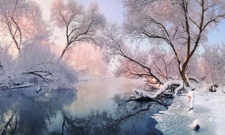 Фотоконкурс«Зимний пейзаж» - №1