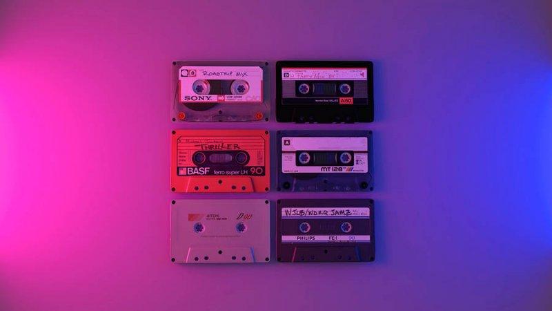 Ретро-предметы 80-90-х - №5