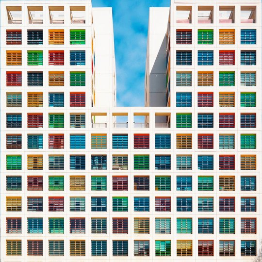 Колоритная архитектура - №2