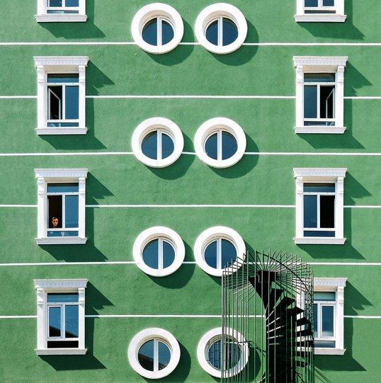 Колоритная архитектура - №19