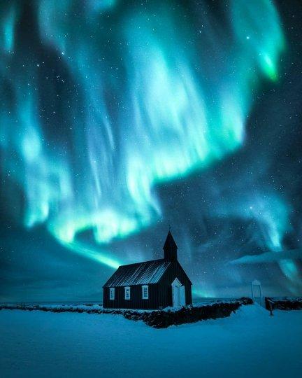 Красота северного сияния - №5