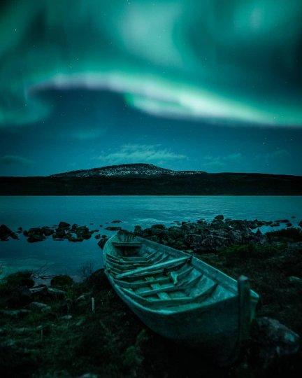 Красота северного сияния - №12