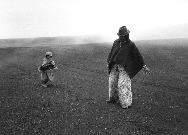 Мир чёрно-белой фотографии - №4