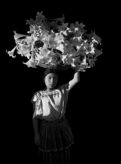 Мир чёрно-белой фотографии - №19