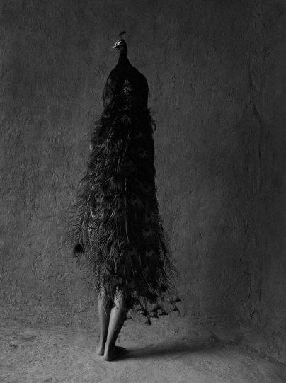 Мир чёрно-белой фотографии - №23