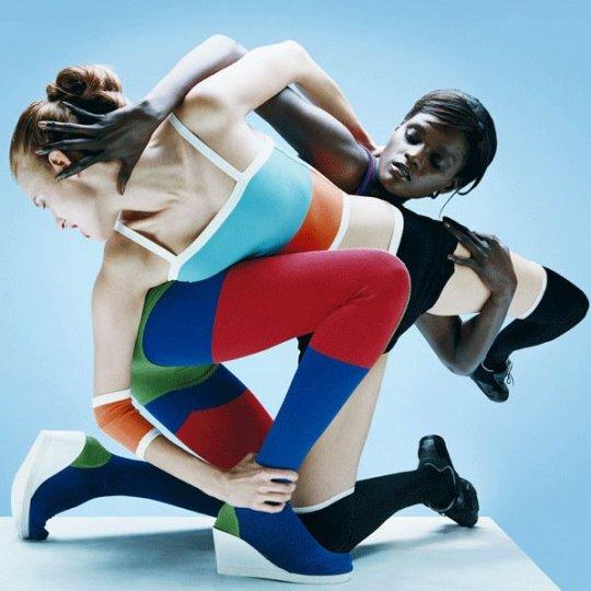 Olympic Fashion - №5