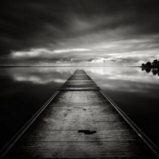 Пейзажные снимки Michel Rajkovic - №8