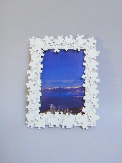 Красивые рамки для фотографий своими руками - №1