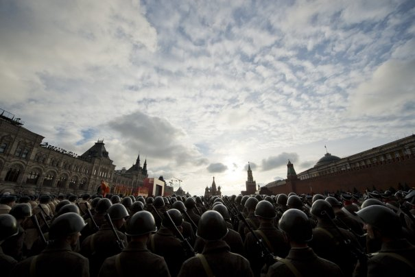 Natalia Kolesnikova/Agence France-Presse/Getty Images