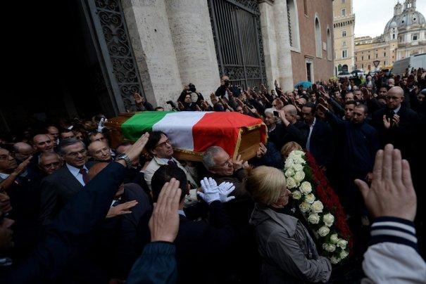 Filippo Monteforte/Agence France-Presse/Getty Images