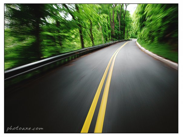 Несколько советов по фотографии дорог - №5