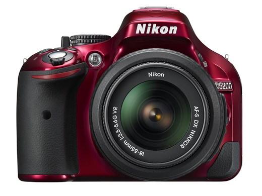 Компания Nikon представила новую камеру Nikon D5200 - №1