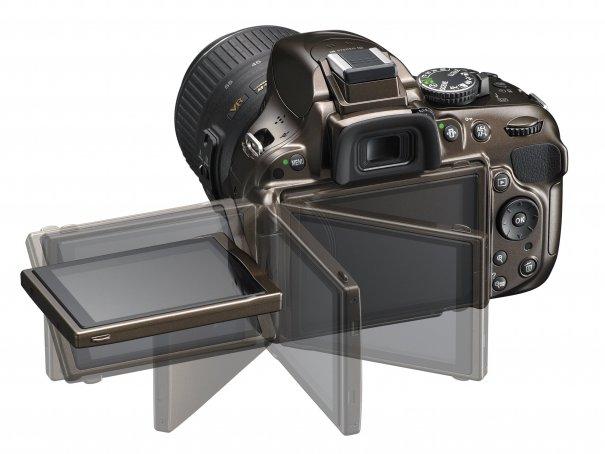 Компания Nikon представила новую камеру Nikon D5200 - №2