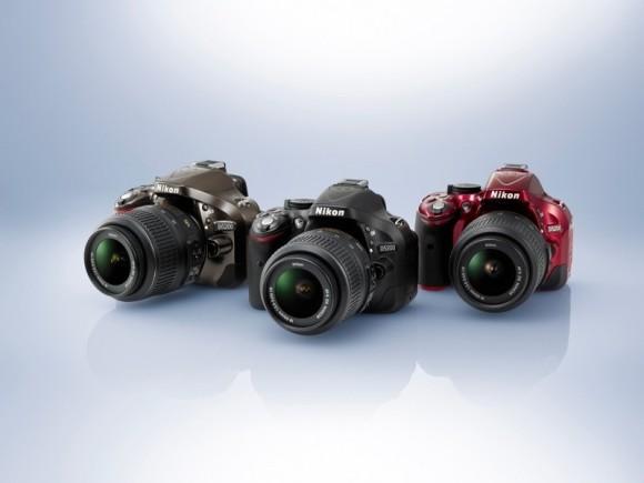 Компания Nikon представила новую камеру Nikon D5200 - №3