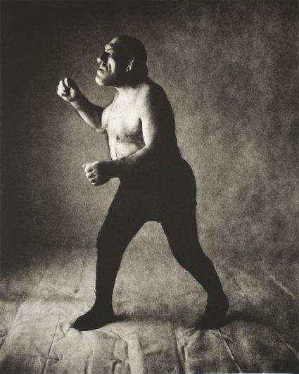 Профессиональный фотограф Ирвин Пенн/Irving Penn - №6