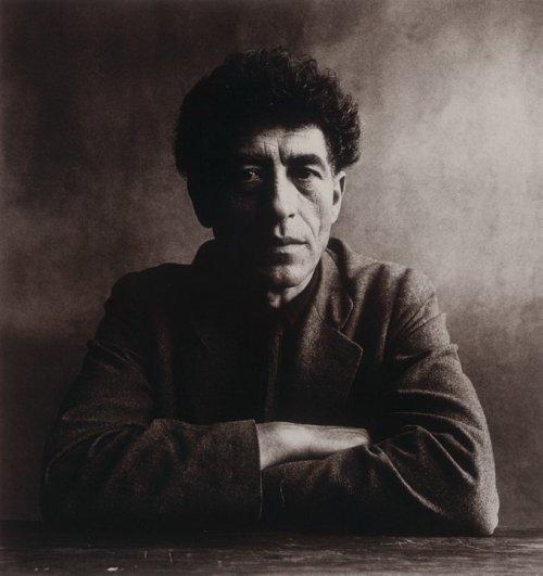 Альберто Джакометти (Alberto Giacometti)
