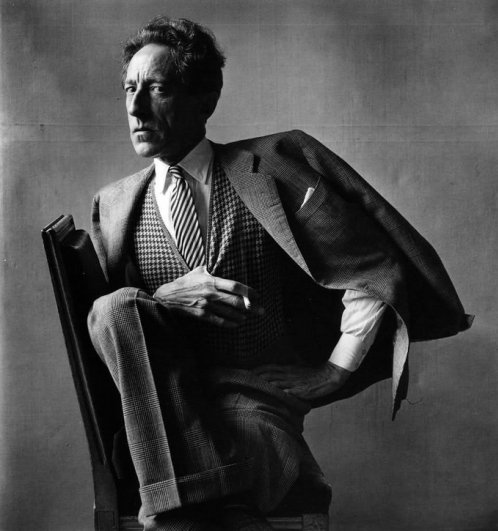 Жан Кокто (Jean Cocteau)